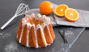 Rezept Saftiger Orangenkuchen ohne Butter