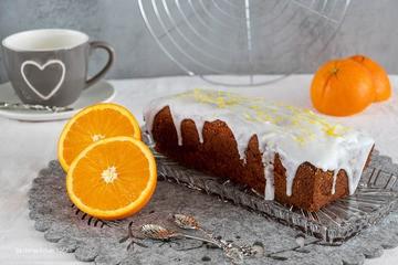 Rezept Saftiger Orangenkuchen
