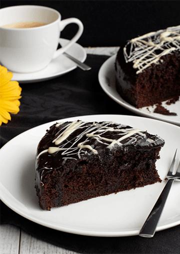Rezept Saftiger Schokoladenkuchen