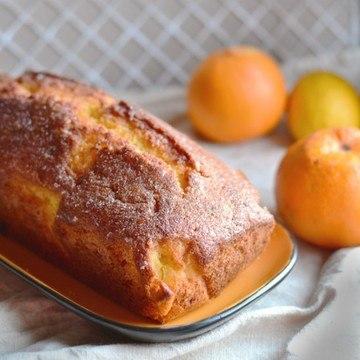 Rezept Saftiger Zitronen-Orangen-Kuchen