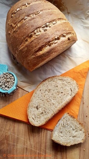 Rezept Saftiges Sonnenblumenkern Brot - schnell & einfach