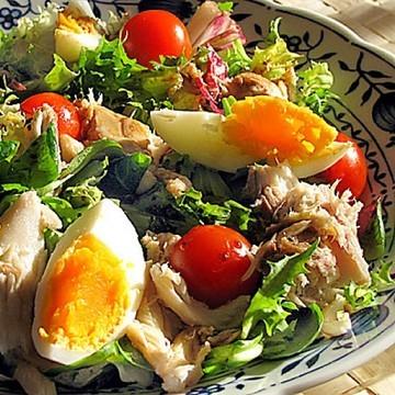Rezept Salat Vineta fusion baltisch-französisch