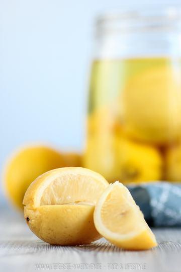 Rezept Salzzitronen selbstgemacht