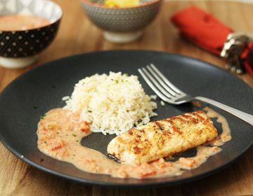 Rezept Samaki wa Kupaka – gegrillter Fisch in Kokosnusssoße
