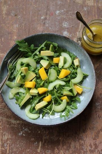 Rezept Samurai-Salat