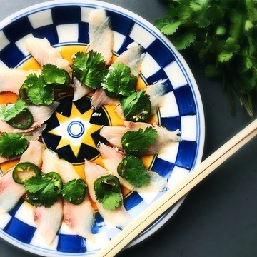 Rezept Sashimi Teller mit Makrele