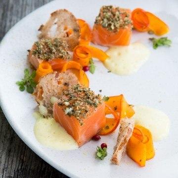 Rezept Sashimi vom Lachs...