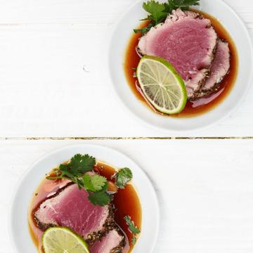 Rezept Sashimi vom Tunfisch