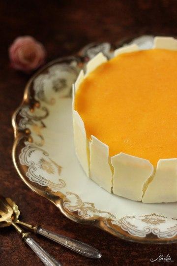 Rezept Satine-Cheesecake