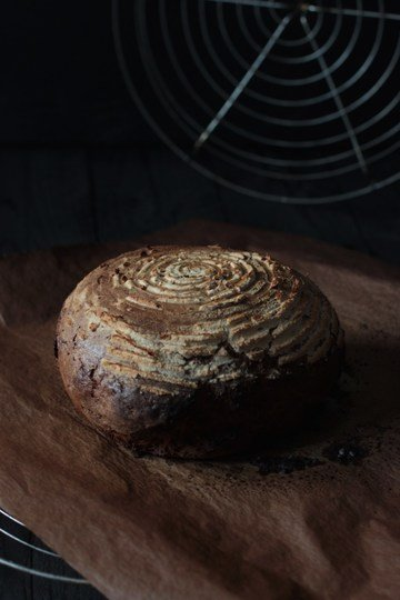 Rezept Sauerteig-Brot mit Schabzigerklee