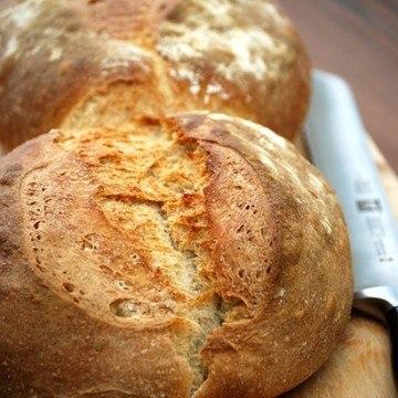 Rezept Sauerteig-Doppel-Brot
