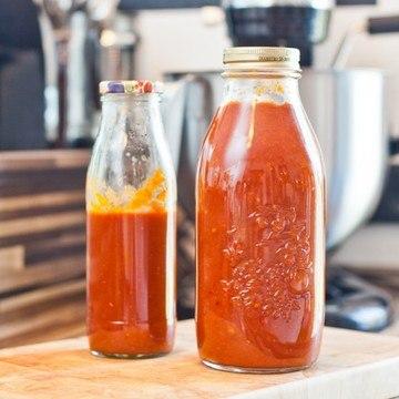 Rezept Scharfe BBQ-Sauce