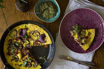 Rezept Schicht-Omelett