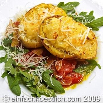 Rezept Schnapsidee: Grappa-Kartoffeln