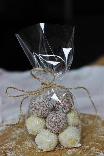 Rezept Schneebällchen-Kokospralinen