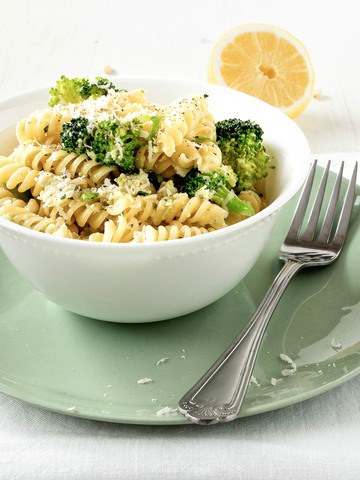 Rezept Schnelle Pasta mit Brokkoli