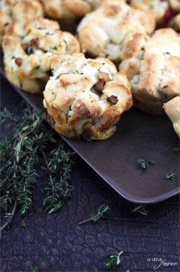 Rezept Schnelle Pizza-Muffins