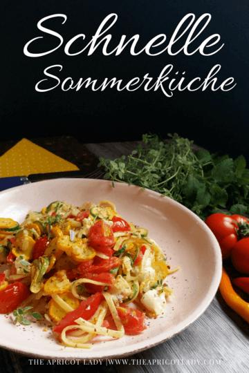 Rezept Schnelle Sommerküche