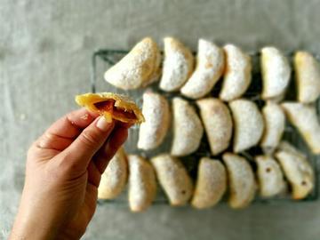 Rezept Schneller Dinkelblätterteig