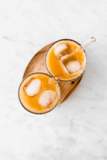 Rezept Schneller Eiskaffee selber machen