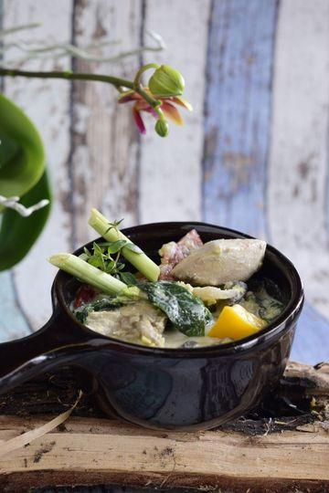 Rezept Schnelles Grünes Thai Curry
