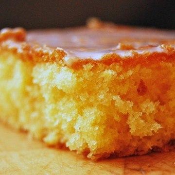 Rezept Schnellster Zitronenkuchen