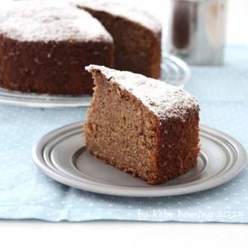 Rezept Schoko-Bananen-Kuchen zum ersten Bloggeburtstag...