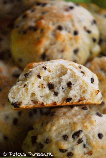 Rezept Schoko-Brötchen wie vom Bäcker