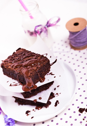 Rezept Schoko-Brownies