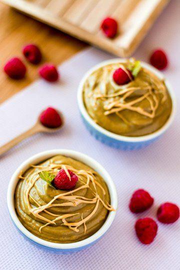 Rezept Schoko-Cashew-Mousse mit Avocado