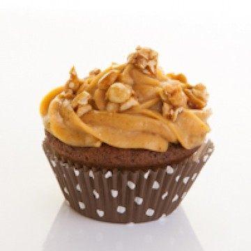 Rezept Schoko Erdnuss Cupcake