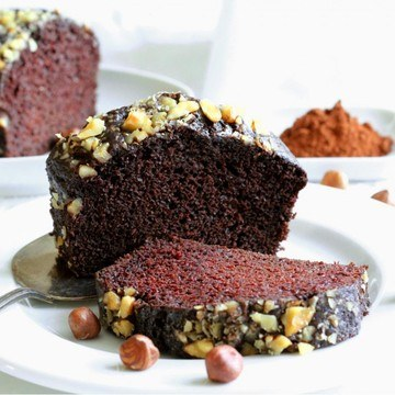 Rezept Schoko-Kakaokuchen für Kochunbegabte