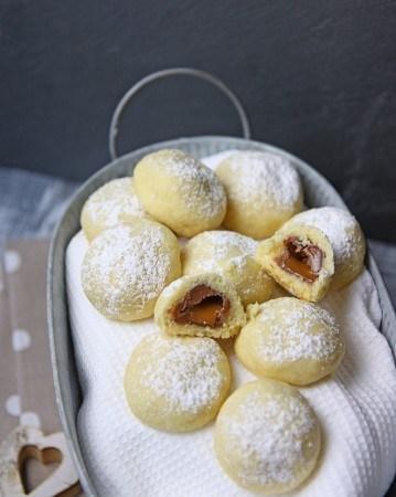Rezept Schoko-Karamell-Cookies