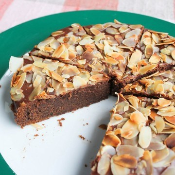 Rezept Schoko-Mandel-Kuchen