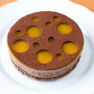 Rezept Schoko Mousse - Maracuja Torte