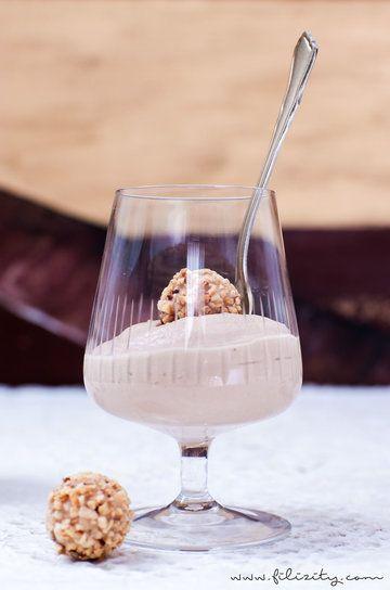 Rezept Schoko-Nougat-Mousse