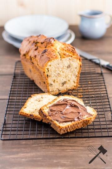 Rezept Schoko-Nuss Brot