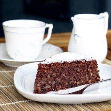 Rezept Schoko-Rotweinkuchen
