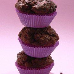 Rezept Schoko-Schock-Muffins