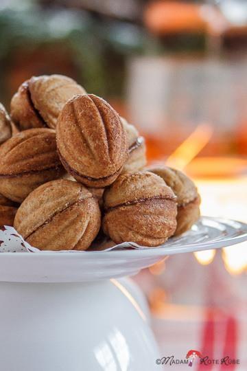 Rezept Schoko-Zaubernüsse aus der Weihnachtsbäckerei