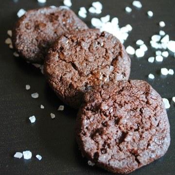 Rezept Schokocookies mit Himalayasalz