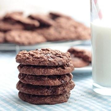 Rezept Schokocookies