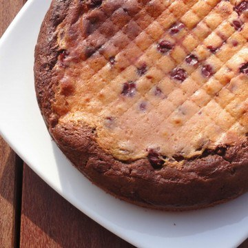 Rezept Schokokirschrahmkuchen