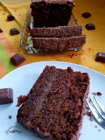Rezept Schokolade küsst Orange saftiger Schokoladenkuchen