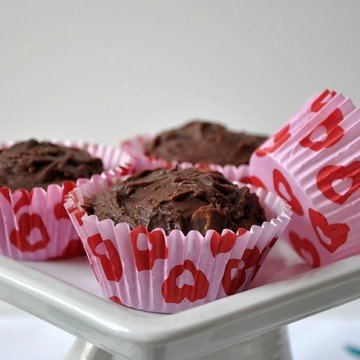 Rezept Schokoladen Cupcake