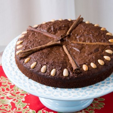 Rezept Schokoladen-Dattel Kuchen