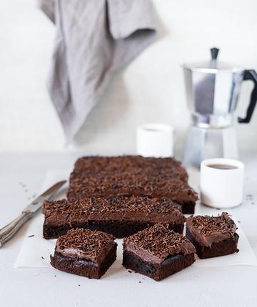 Rezept  Schokoladen-Espresso-Kuchen