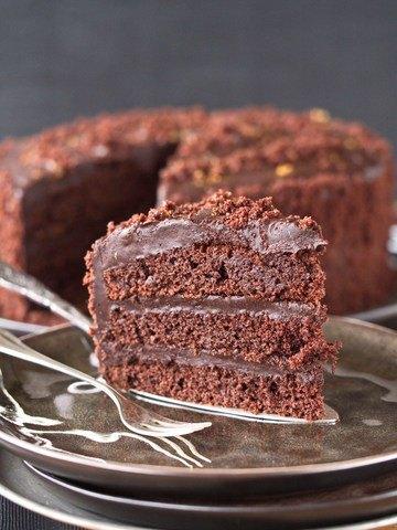 Rezept Schokoladen-Espresso-Torte