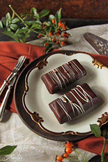 """Rezept Schokoladen Financiers """"Tout chocolat"""""""