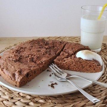 Rezept Schokoladen Joghurt Kuchen